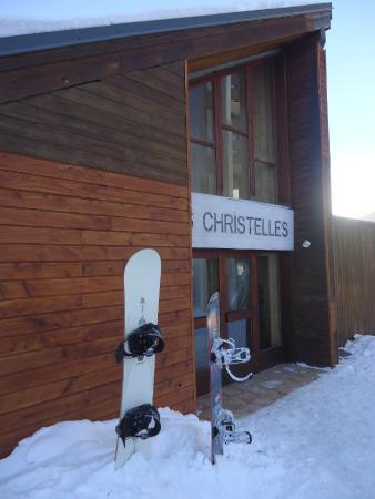 Club Hotel Les Christelles : hotel