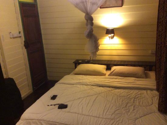 Baan Tepa: bedroom from ensuite