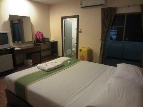 Rayong President Hotel: Bedroom4