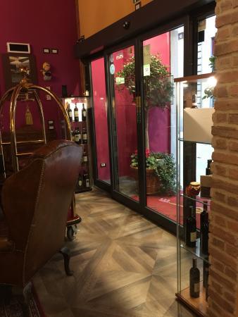 italhotels ginori al duomo: Hotel elegante e signorile