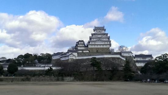 Himeji Castle : 13th of February 2015