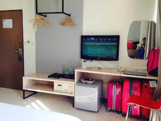 D Varee Xpress Makkasan, Bangkok: Room