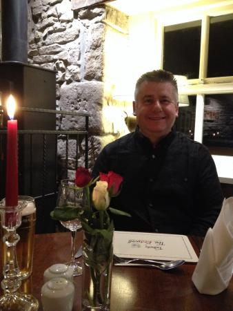 The Red Well Country Inn Restaurant: Valentines meal