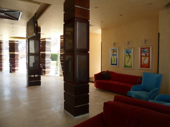 Sea Sun Hotel Dahab: Главный холл