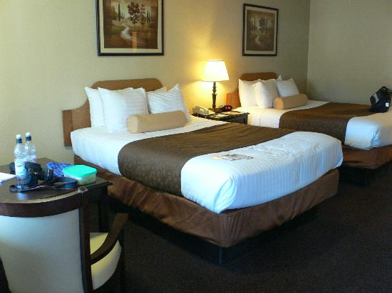 Best Western Country Inn: Unser Zimmer