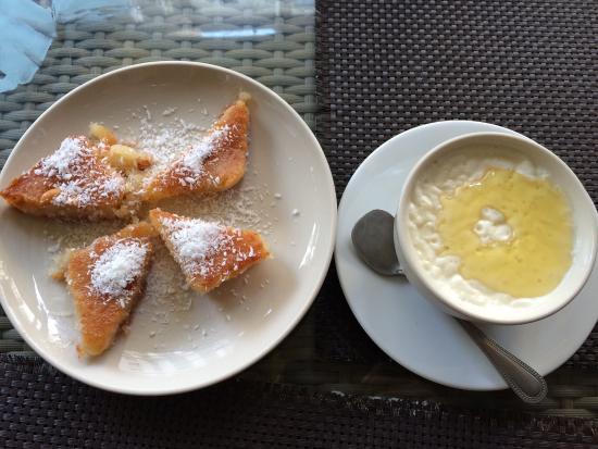 Nadimo's Lebanese Restaurant-Halal - Silom Soi 19: Sweet traits