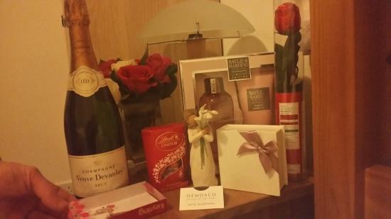 Craig-y-Nos Bed and Breakfast: My valentines  wknd at craig-y-nos