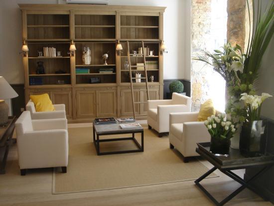 Hotel Tete d'or: salon