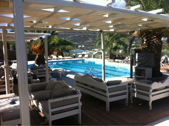 Alexandros Hotel: Πισίνα