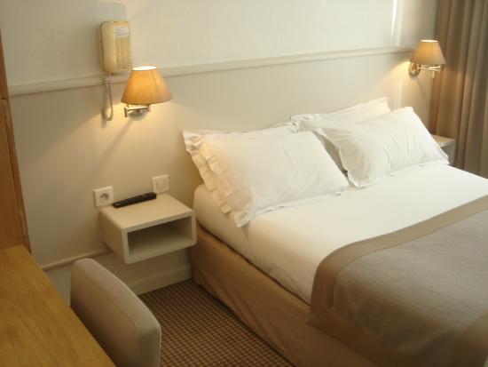 Hotel Tete d'or: Chambre