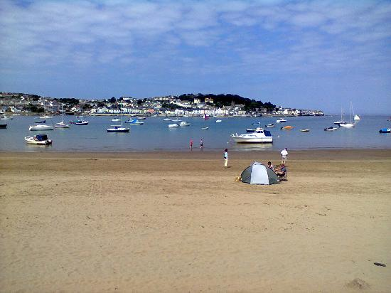 Instow, UK: Looking towards Appledore