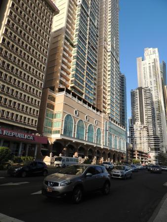 Le Meridien Panama: L HOTEL
