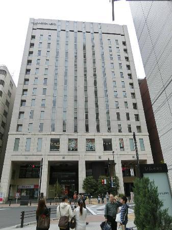 Akihabara Washington Hotel: まだ新しいホテルです