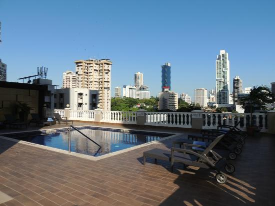 terrasse du 6 232 etage picture of le meridien panama panama city tripadvisor