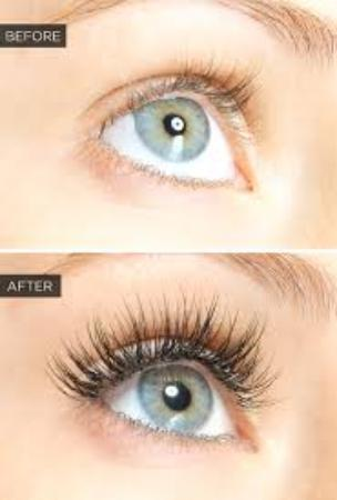 Mink Eyelash extensions - Picture of Spoil Me Rotten Salon and Spa