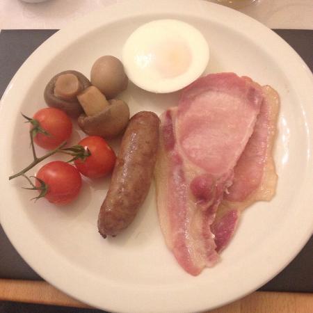 Briarfields: My yummy breakfast