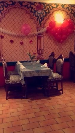 Indian zayeka: Valentine's day