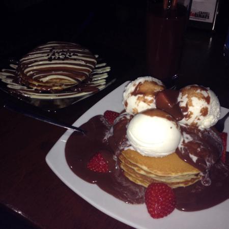Funghetto Store caffè & bistrot - Blu Sky: Pancake ottimi!