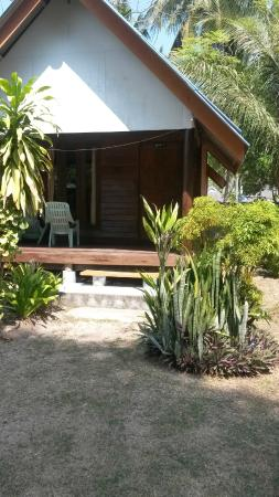 Koh Yao Beach Bungalows: the bungalow