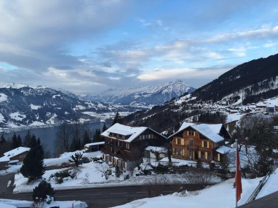 Alphotel Eiger: View