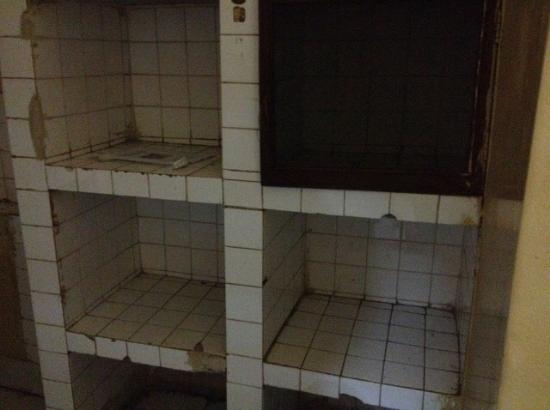 Chi Cha Hotel: Rangements sales