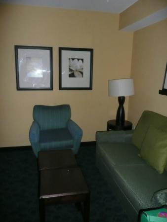 SpringHill Suites West Palm Beach I-95: Apartment