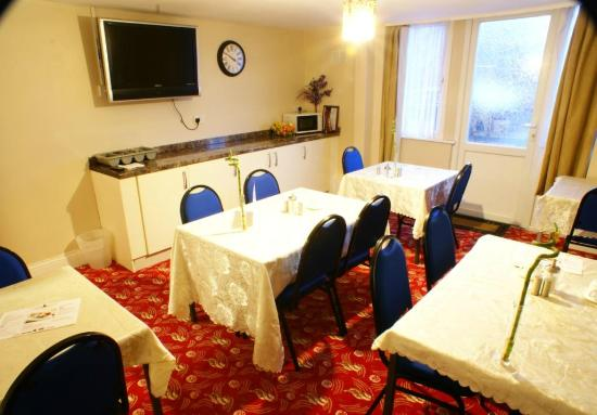 Edgerton Guest House : Dining Room