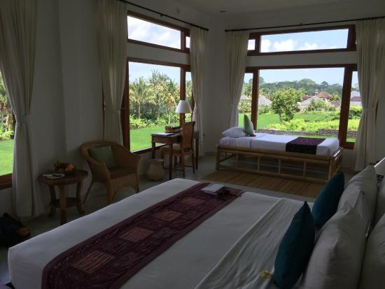 Kama Bisma Cottage: Nice room