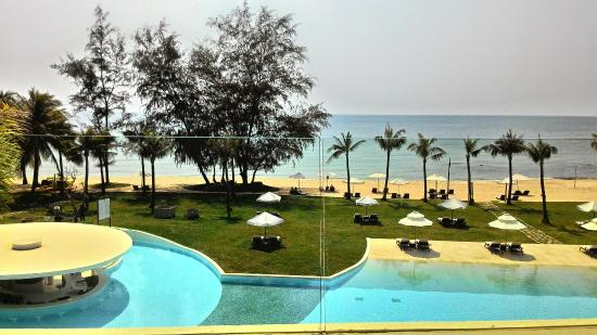 Balcony View Picture Of The Shells Resort And Spa Phu Quoc Duong
