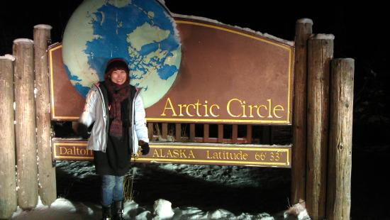 1st Alaska Tours: The Second Time to visit Arctic Circle