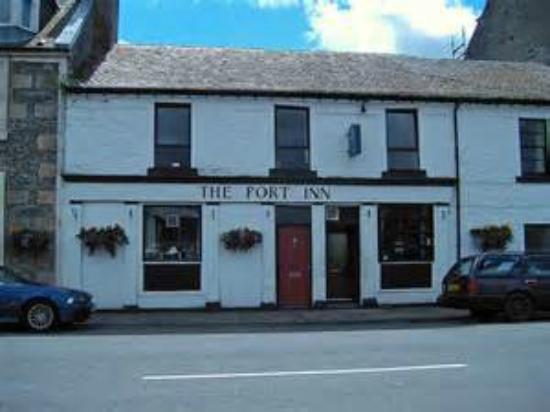 Port Bannatyne, UK: The Port Inn
