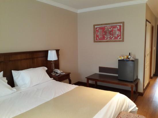 Chalten Suites Hotel: Habitacion espaciosa