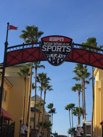‪ESPN Wide World of Sports‬