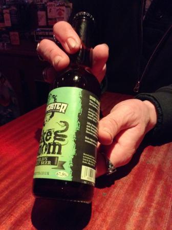 biere la plus forte