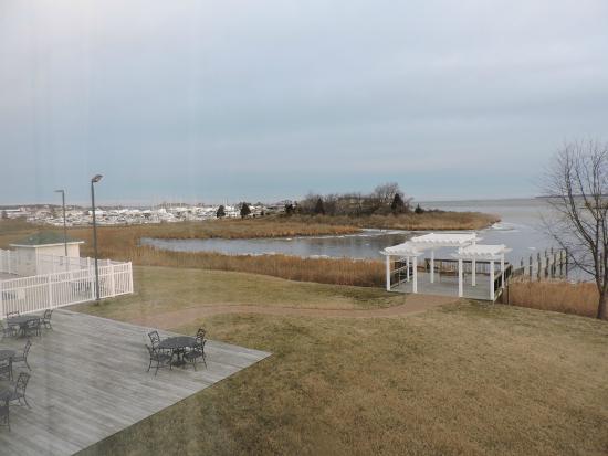 Holiday Inn Express Kent Island: Uma vista do hotel