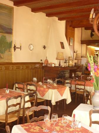 Hotel des Vosges: notre  restaurant