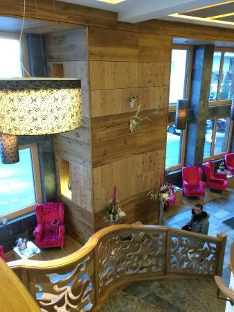 Hotel Solaria: Ankomst
