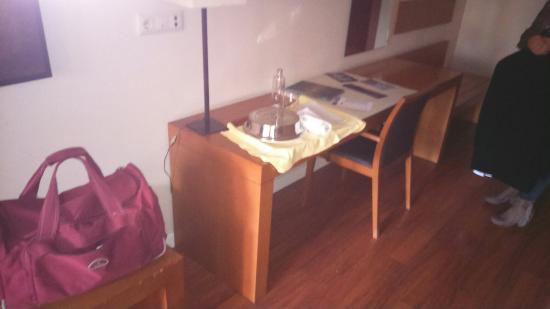 Monachil, Spain: Sorpresa nos entregaron la habitación sucia