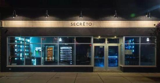 secreto Craft Bar & Bistro