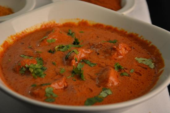 Greenford, UK: Butter Chicken