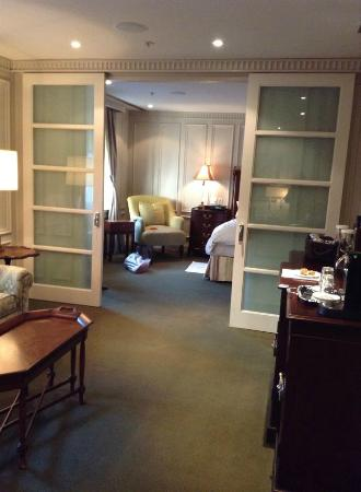 Windsor Arms Hotel: my room