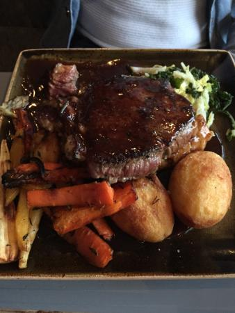 Queens Quay Social : Great value for money, Staff very quick and courteous