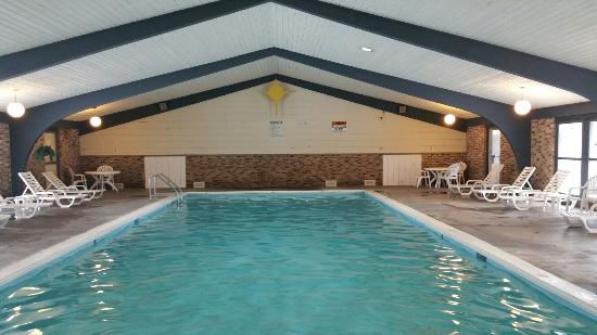 swimming pool picture of dalles house motel saint croix. Black Bedroom Furniture Sets. Home Design Ideas