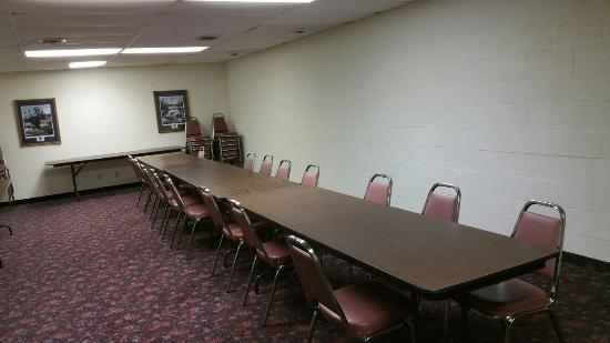 meeting room picture of dalles house motel saint croix. Black Bedroom Furniture Sets. Home Design Ideas