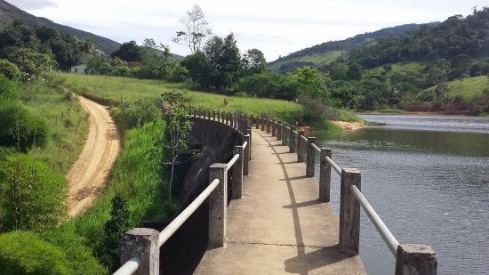 Barragem Criciuma - Cajueiro