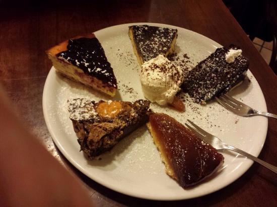 Convitto Cafe Bistrot Torteria: 5 torte