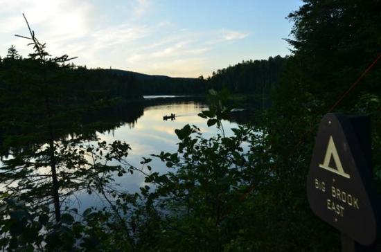 Weston, ME: Quiet at Sunset