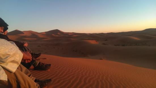 Authentic Travel Maroc - Private Day Tours: Sunset in the Sahara