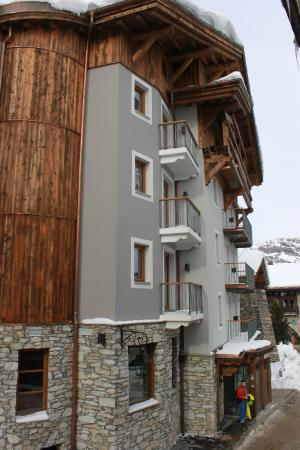 les cinq fr res picture of les 5 freres val d 39 isere tripadvisor. Black Bedroom Furniture Sets. Home Design Ideas