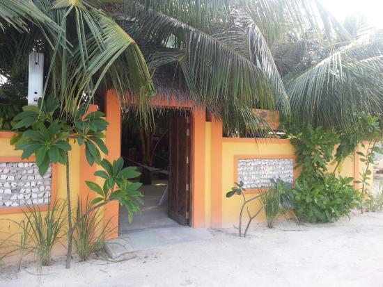 Stingray Beach Inn : Wejście